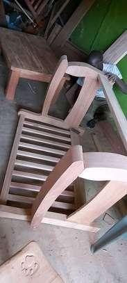 Open sofas(Solid mahogany) image 6