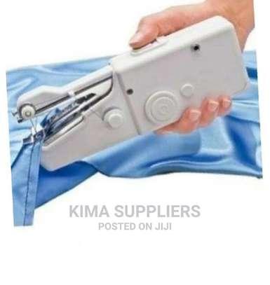 Hand Held Sewing Machine image 1