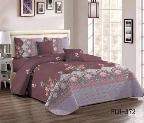 Beautiful Cotton Bed Covers 6x6 image 4
