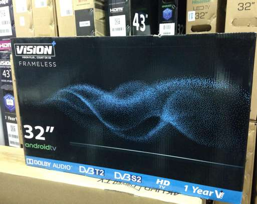 Vision 32 Inch Android tv image 1