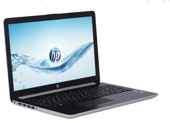 HP Laptop 15.6 Laptop AMD Ryzen 3 image 1