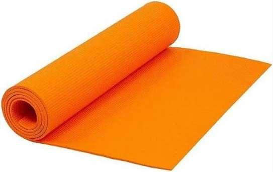 Yoga exercise gym mat image 1