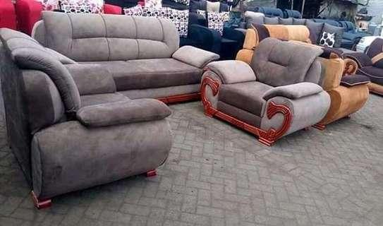 Kangaroo sofas-leather/fabric 5-7 seaters image 6