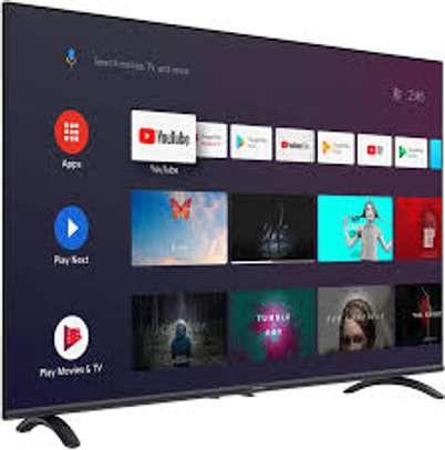 Nobel Android 32 inches Smart  Frameless Digital TV image 1
