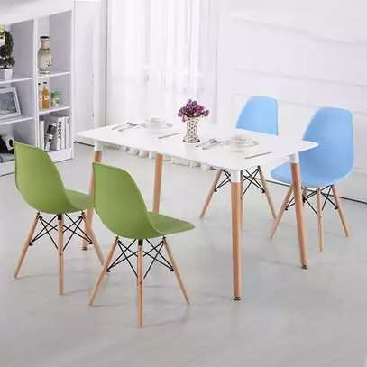 Plastic Aemes Chairs image 3