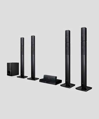 LG LHD-657 – Home Theatre System – 1000W image 1