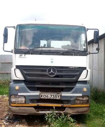 Mercedes Benz Axor 2540 - Prime Mover image 4