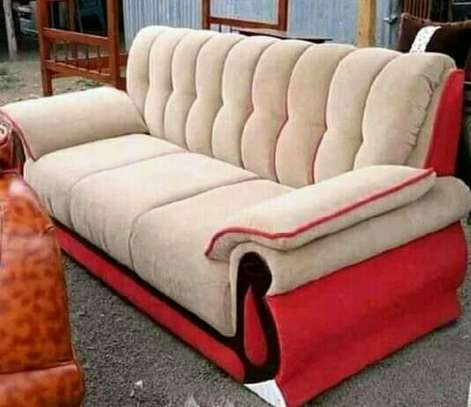 Seven seater crescent seat