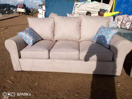 New 3 seater sofa image 1