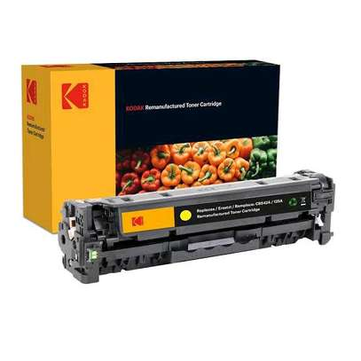 125A yellow cartridge CB542A printer number HP Color LaserJet CP1515n/CP1518ni and HP Color LaserJet CP1215 and HP LaserJet P1505 Printer series; and HP Color LaserJet CM 1312MFP and HP LaserJet M1522MFP and HP LaserJet M1120MFP. image 7