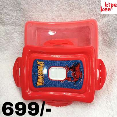 Cartoon themed Lunch Boxes image 1