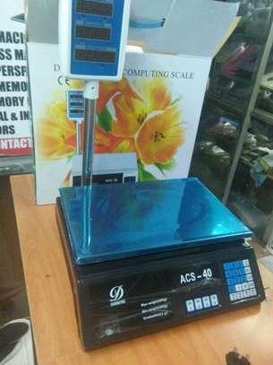 Digital Weighing Scale image 9