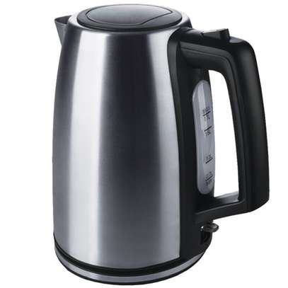 RAMTONS CORDLESS ELECTRIC KETTLE 1.7 LITERS STAINLESS STEEL- RM/439 image 1