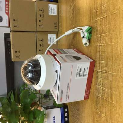 1.3mp IP Network Dome Indoor Fixed Hikvision CCTV Camera image 1