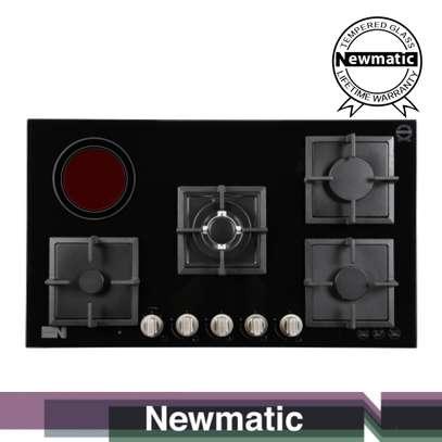Newmatic PM941VSTGB Built in Cooker Hob