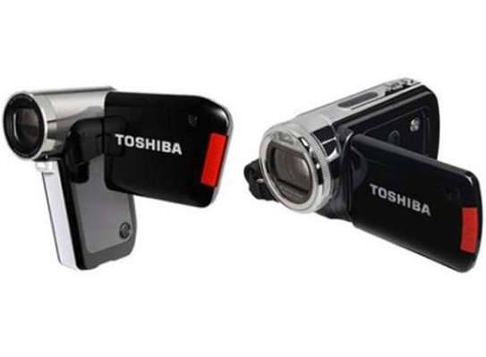 Toshiba Camileo P30 1080p High Definition Camcorder