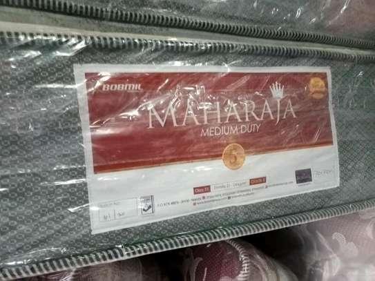 Maharaja Medium Duty Mattresses 5year guarantee image 1