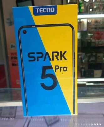 Tecno Spark 5 pro 64gb 3gb ram 5000mAh battery +Delivery image 1