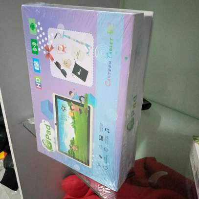 Kids Tablets for games(cartoon tabs)-16GB and 1gb ram with Wifi Support image 2