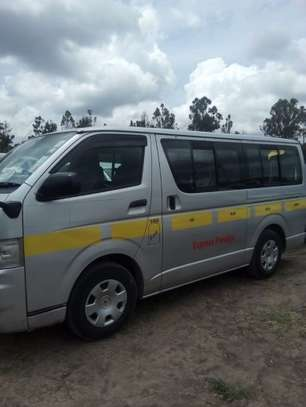 Toyota Hiace 7L in Pristine Condition