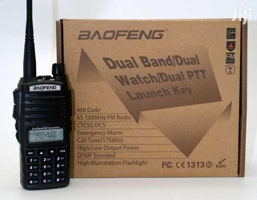 Original Baofeng UV-82 5W Handheld FM Transceiver VHF UHF Ha image 1