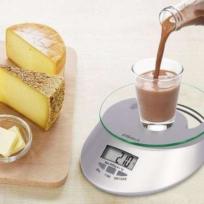 5Kg Kitchen Digital Scale - Food Weighing scale image 2