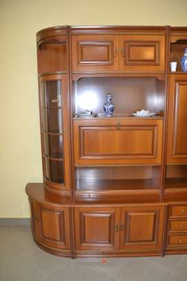 For Sale Antique Wall Cabinet Imported from Italy image 6