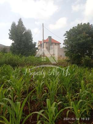 0.05 ha commercial land for sale in Kinoo image 5