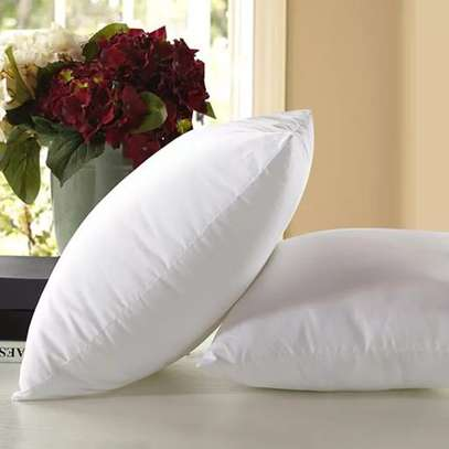 FLUFFY DECOR BED PILLOWS image 5