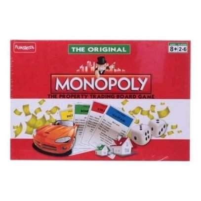monopoly board games image 1