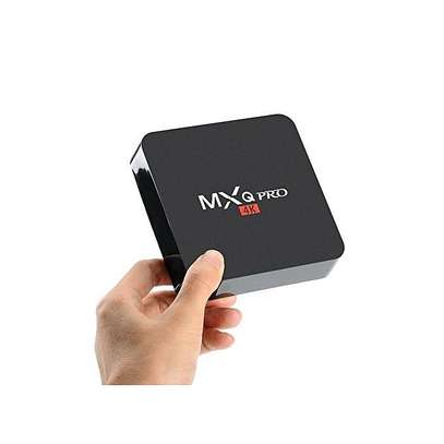 MXQ Pro Smart 4K Android TV Box Amlogic Quad Core 1GB RAM 8GB ROM – Black image 5