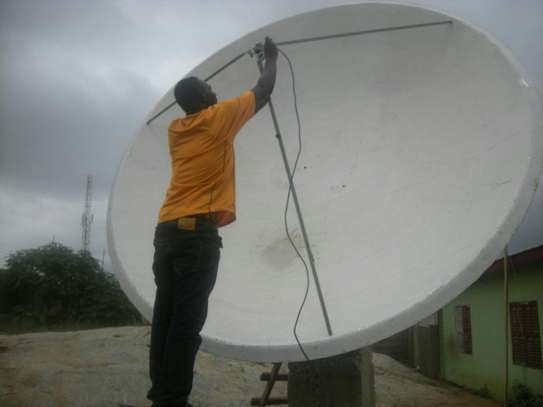Installation of Satelite Dish, Cctv System, Electric Fencing & Intercoms image 1