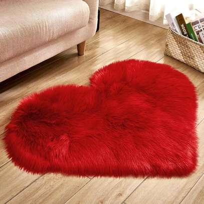 Love Heart Kitten Like Door Mats image 1