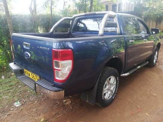 Ford Ranger XLT image 6