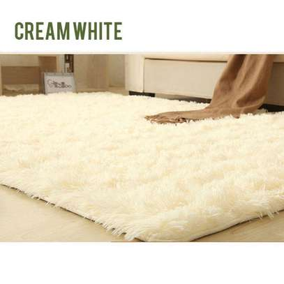 Luxurious Soft Fluffy Carpets - 7*10 image 1