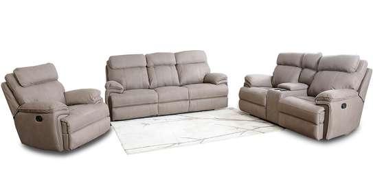 Recliner Sofa Set 6 seater image 1