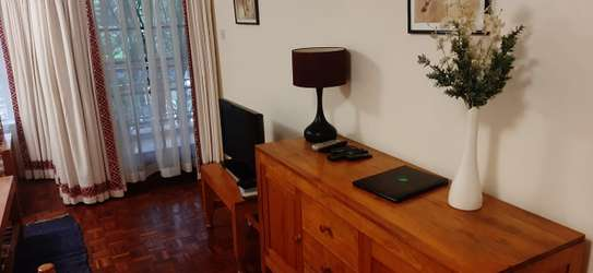Furnished 1 bedroom apartment for rent in Westlands Area image 1