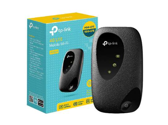 TP-LINK 4G LTE Mobile Wi-Fi – (M7200)