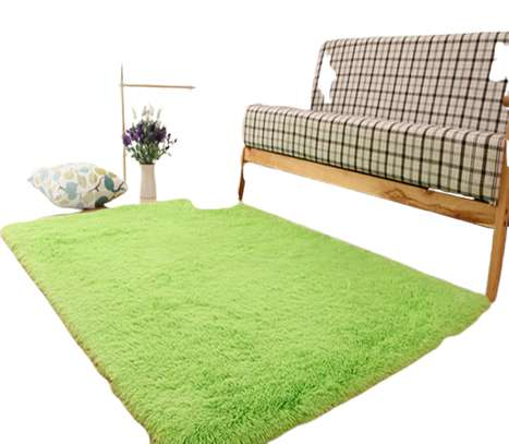 Soft Fluffy Carpets-7x10Ft image 1