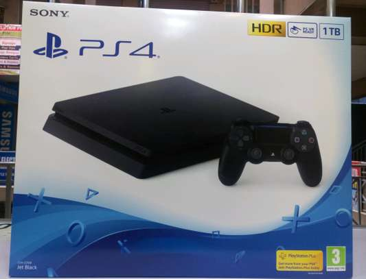 Ps4 1TB Brand new console type UK