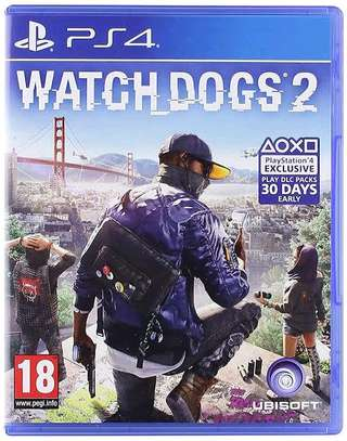 WATCH DOGS 2 image 1