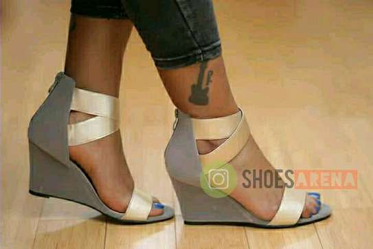 Official Wedge Shoes image 1