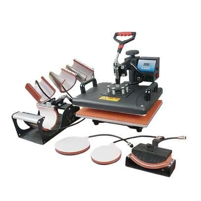 Combo Heat Press Machine image 6
