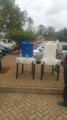 Hand washing Stations