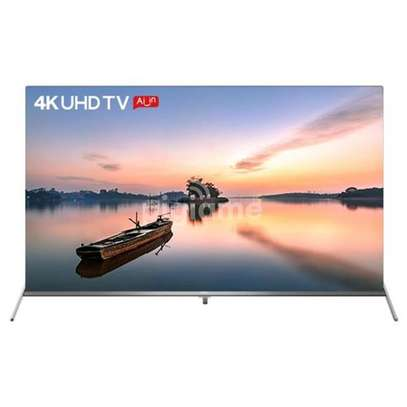 "VISION 65"" SMART ANDROID 4K ULTRA HD, FRAMELESS, NETFLIX image 1"