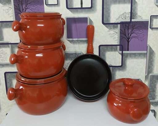 ceramic cookware set image 1