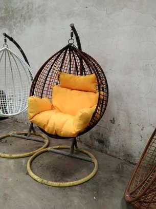 Outdoor bedroom swing image 1