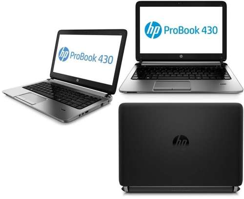 Hp probook 430  laptop core i5 2.4ghz/500gb/4gb/hdmi image 4