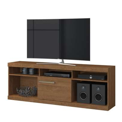 TV Stand Rack Caiena - Belaflex Up to 70 Inch TV Space image 1