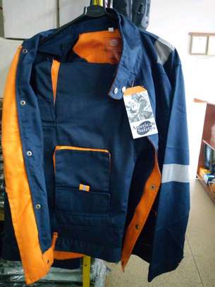 SAFETY POWER SUIT (Jacket and Trousers) image 2